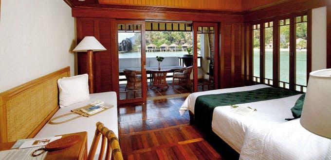 Water Cottage, Lagen Island Resort