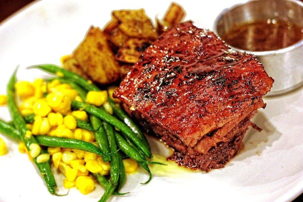 Grace Park's popular Muscovado Beef Belly