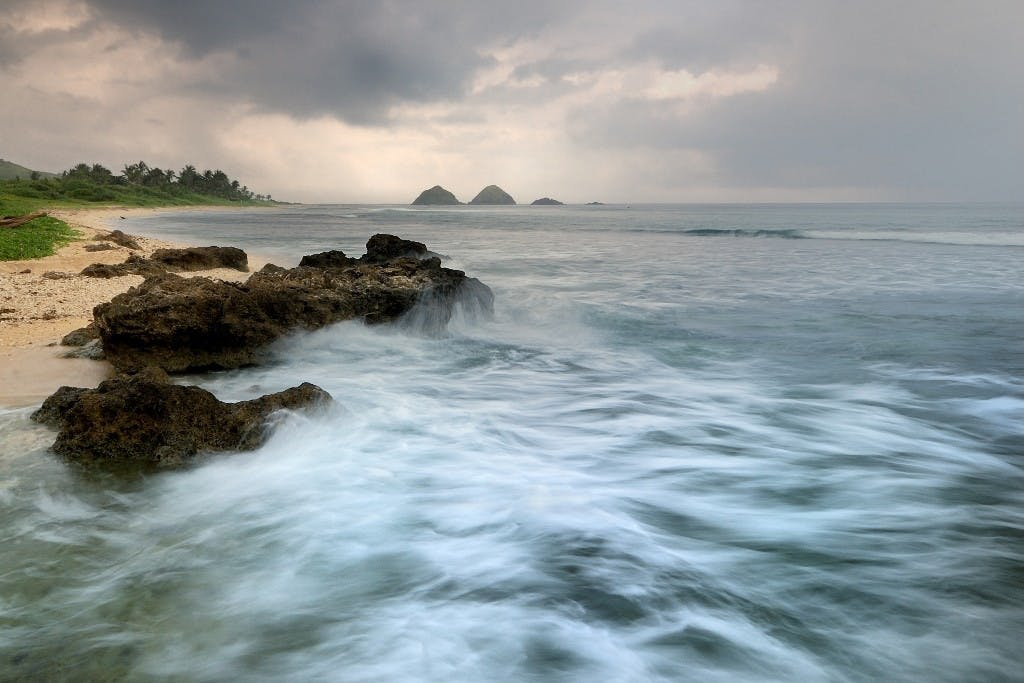 Maira-ira Beach. Photo by Allan Barredo