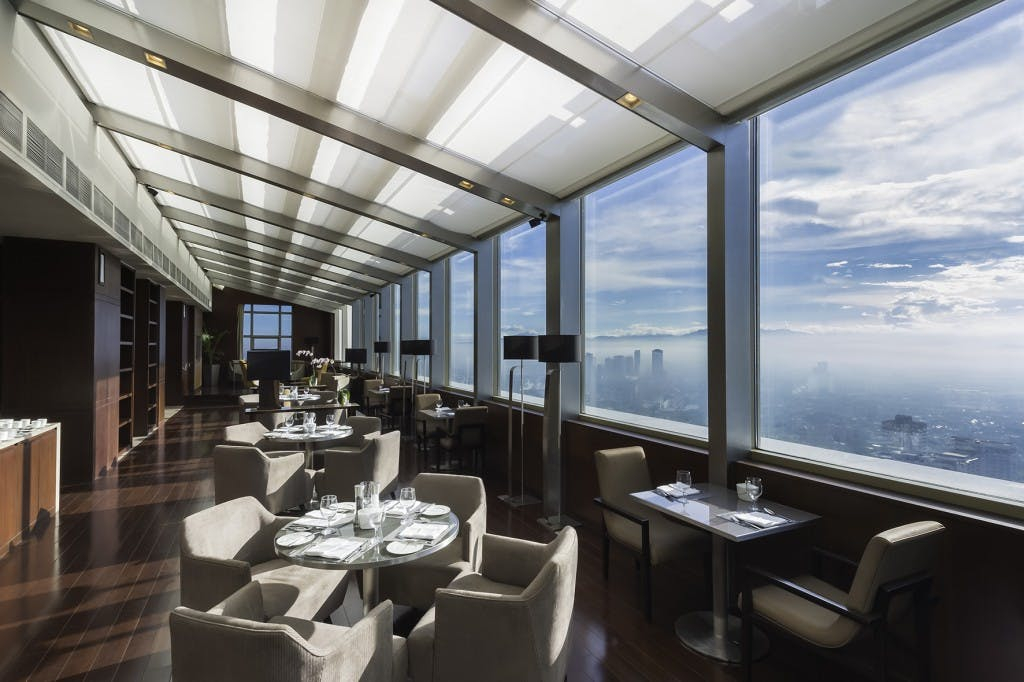 The Continental Club and its spectacular view