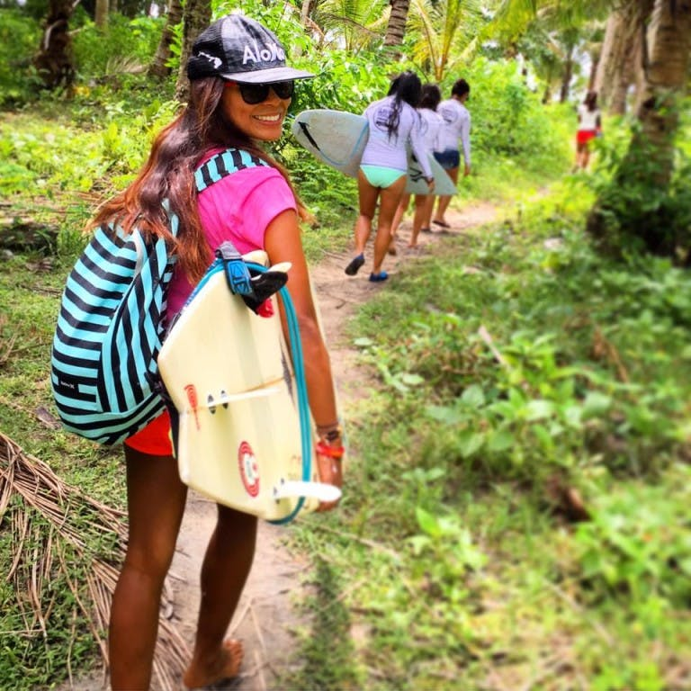 Hosting a weekend surf trip with Surfista