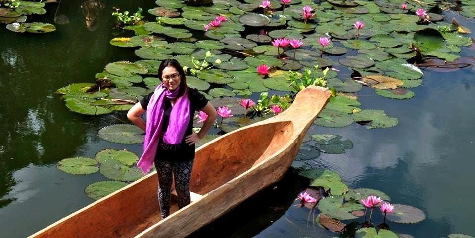 Ida on Lake Sebu