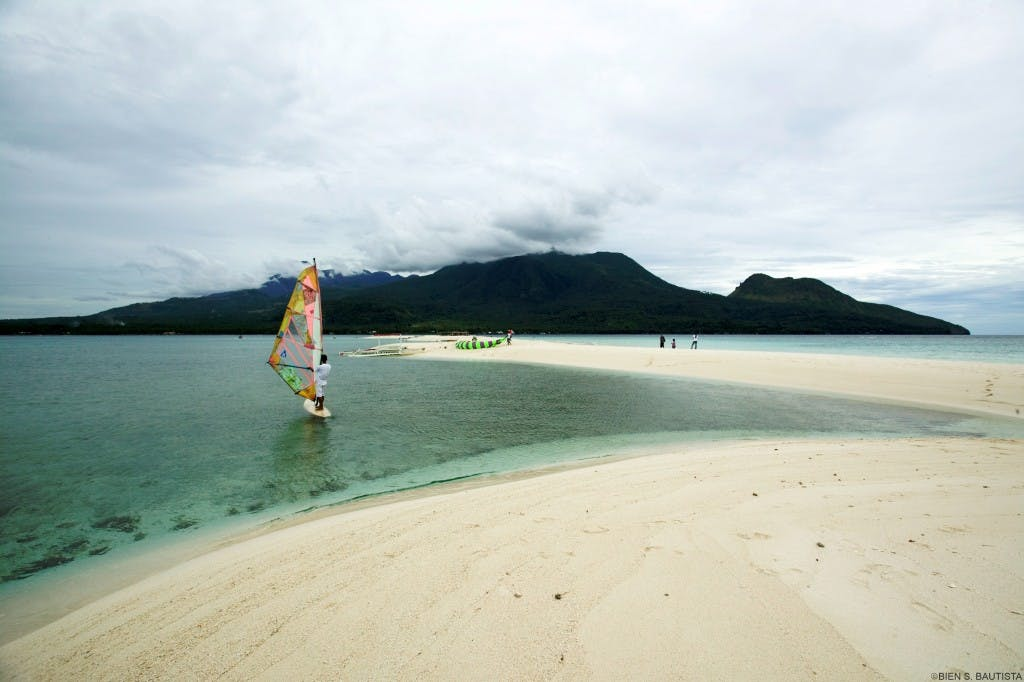 Camiguin's White Beach