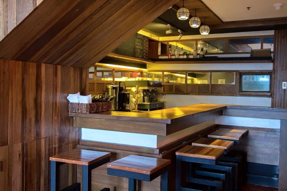 The Z Cafe and Bar. Photo courtesy of Z Hostel