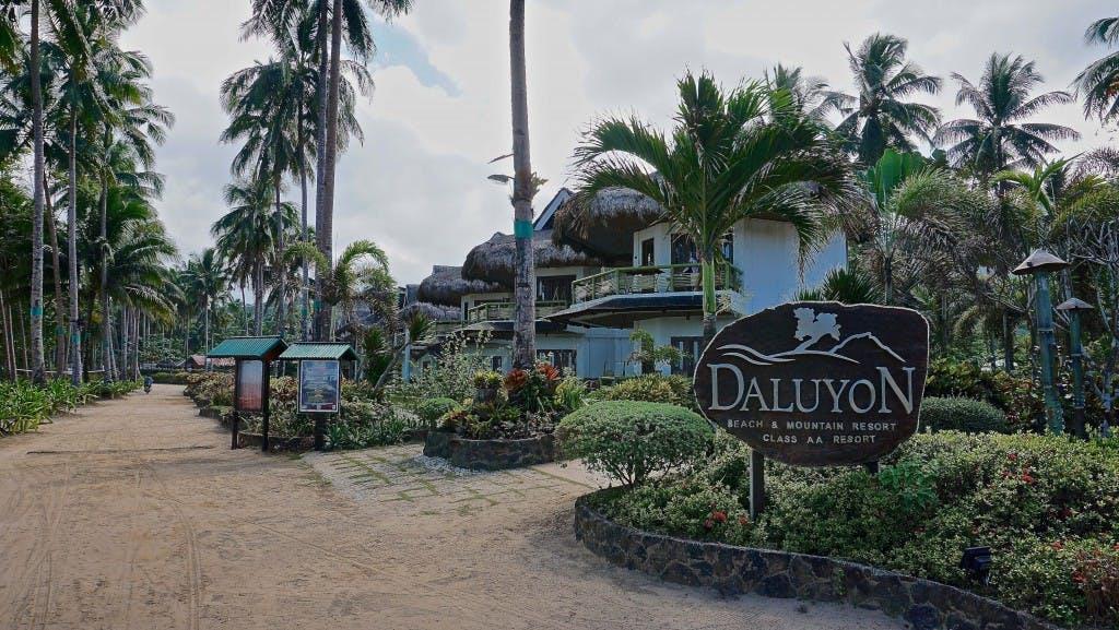 Daluyon Beach and Mountain Resort in Puerto Princesa, Palawan
