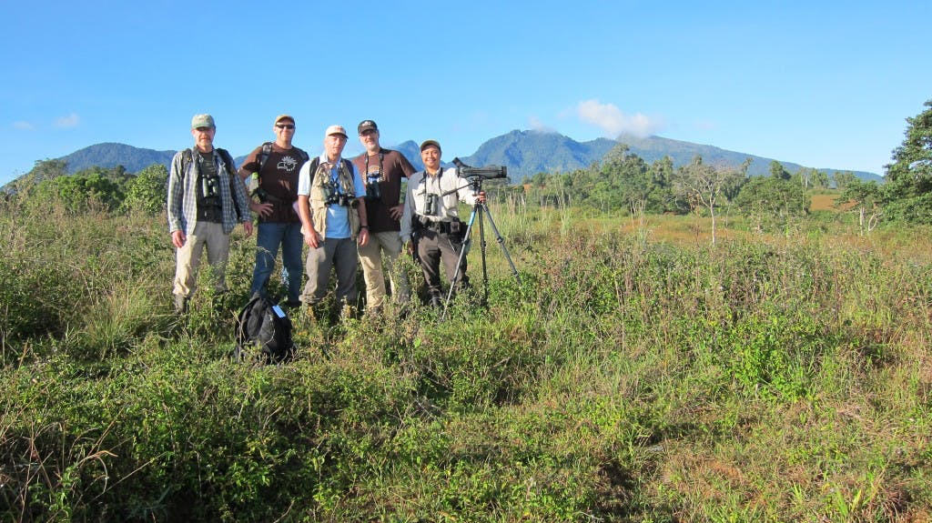 Birding in Mt. Kitanglad