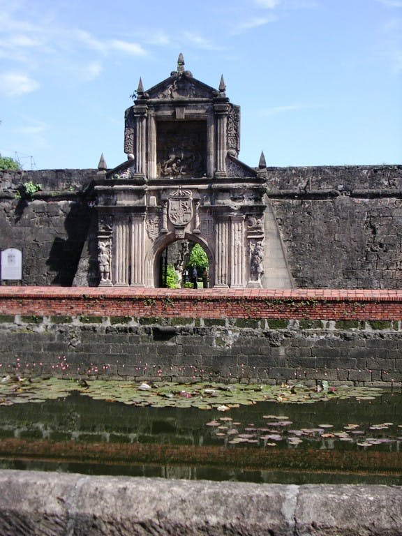 Fort Santiago. Photo by Anson Yu