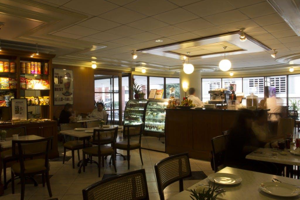 MilkyWay Cafe on Arnaiz Avenue, Makati