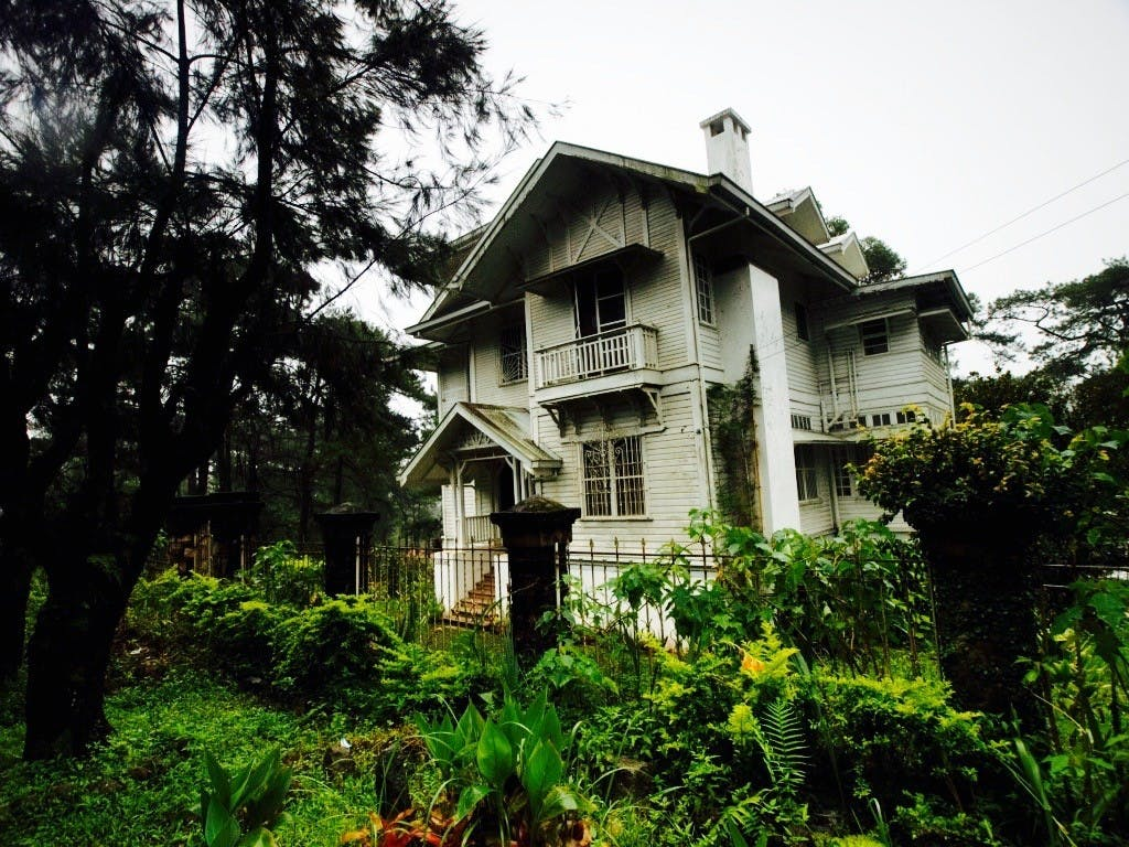 The Laperal House in Baguio. Photo by Ferdz Decena