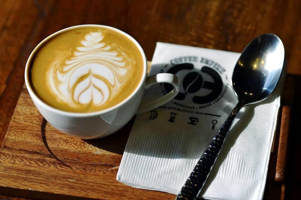 Photo courtesy of Coffee Empire
