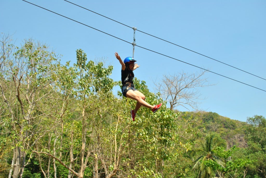 The Rocket, Corregidor's zipline ride