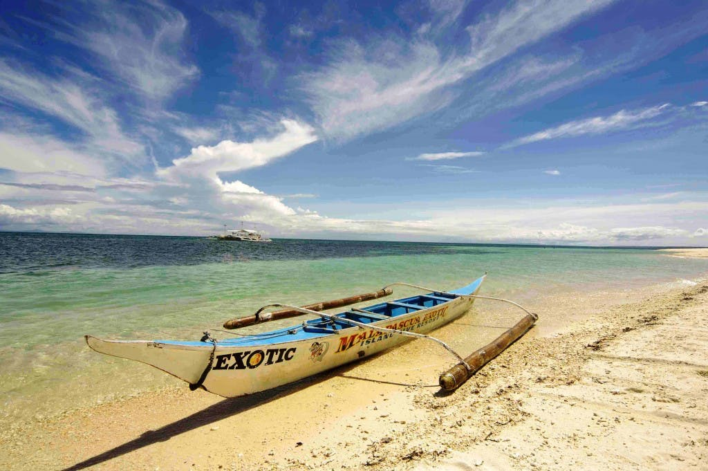 Malapascua in Cebu. Photo by Carlos Legaspi