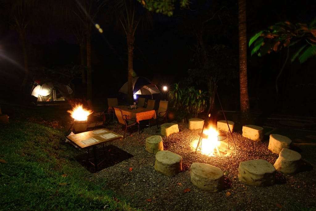 Glamping in Tagaytay: Spend the night under the stars. By Jocas See