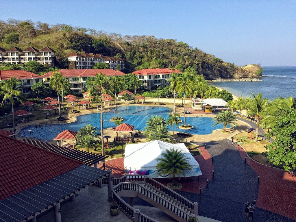 Canyon Cove in Nasugbu, Batangas. By Monica De Leon