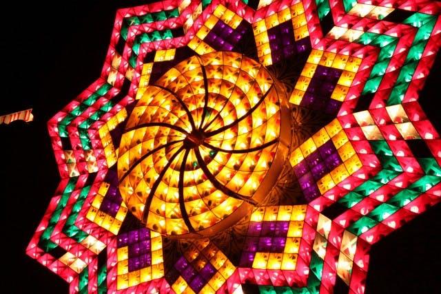 Pampanga S Giant Lantern Festival Archipelago