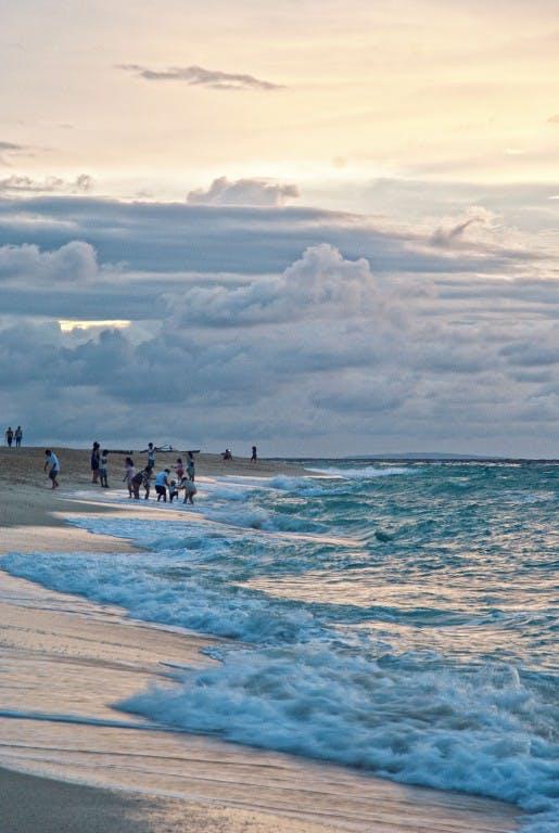 Puka Beach, Boracay Island, Aklan. By Christian Sangoyo