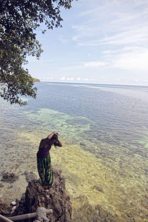 Danjugan Island, Negros. By Julian Rodriguez
