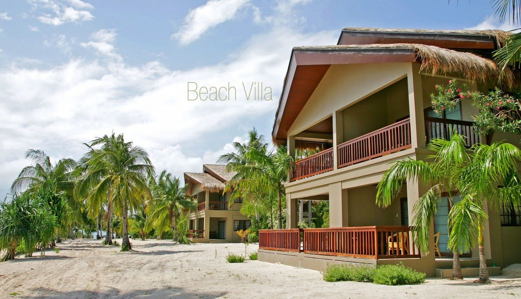 Beach Villa in Dos Palmas Arreceffi Island Resort