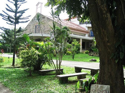 Our Lady of the Philippines Trappist Abbey pinched from Our Lady of the Philippines Trappist Abbey's Facebook page