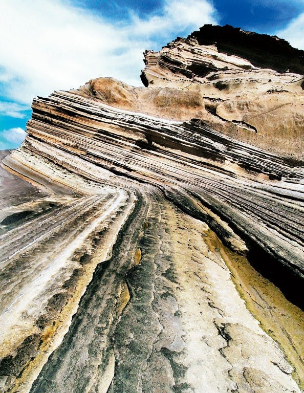 Rock formations. By Victor Sison