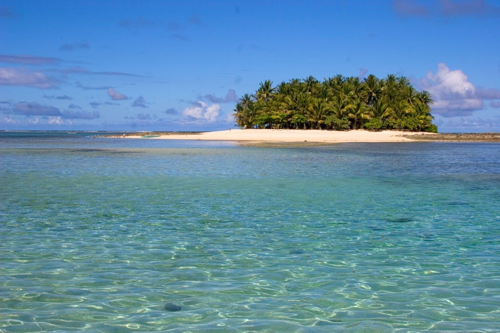 Guyam island.