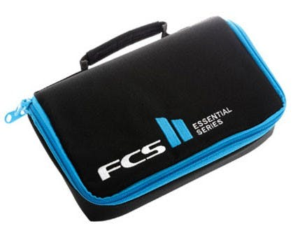 FCS shortboard fin wallet pinched from surffcs.com