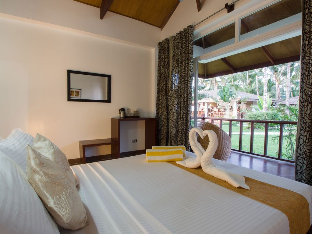 Executive Room at Cadlao Resort and Restaurant