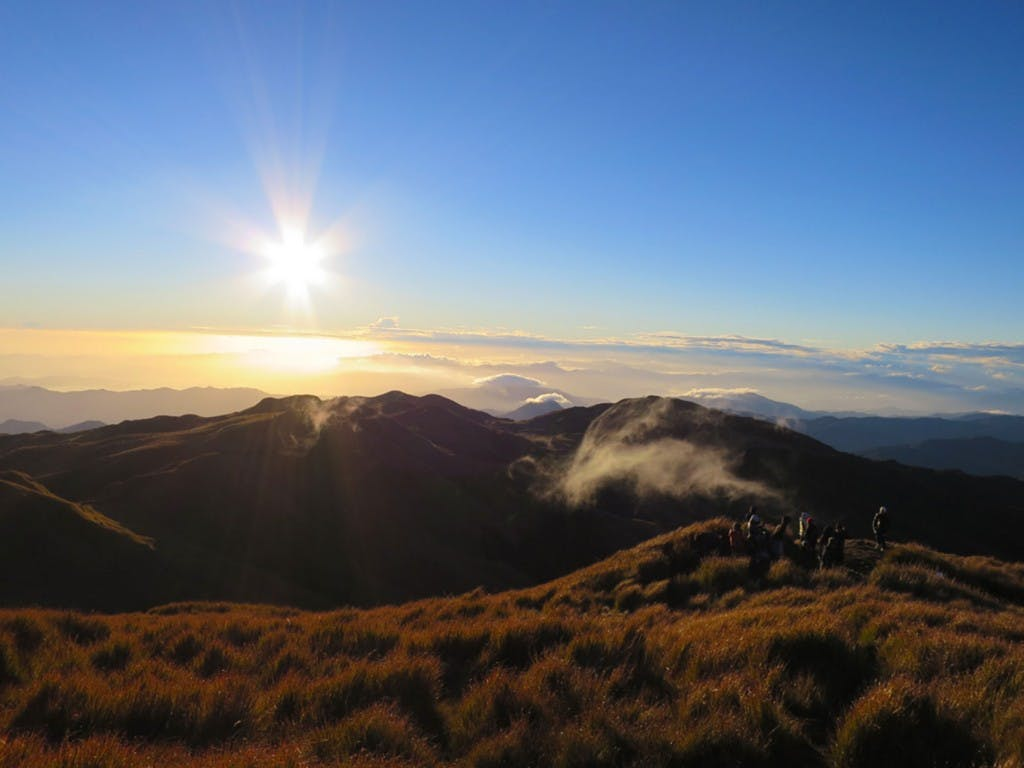 Mt. Pulag. Photo by Rey Johnino Carinugan