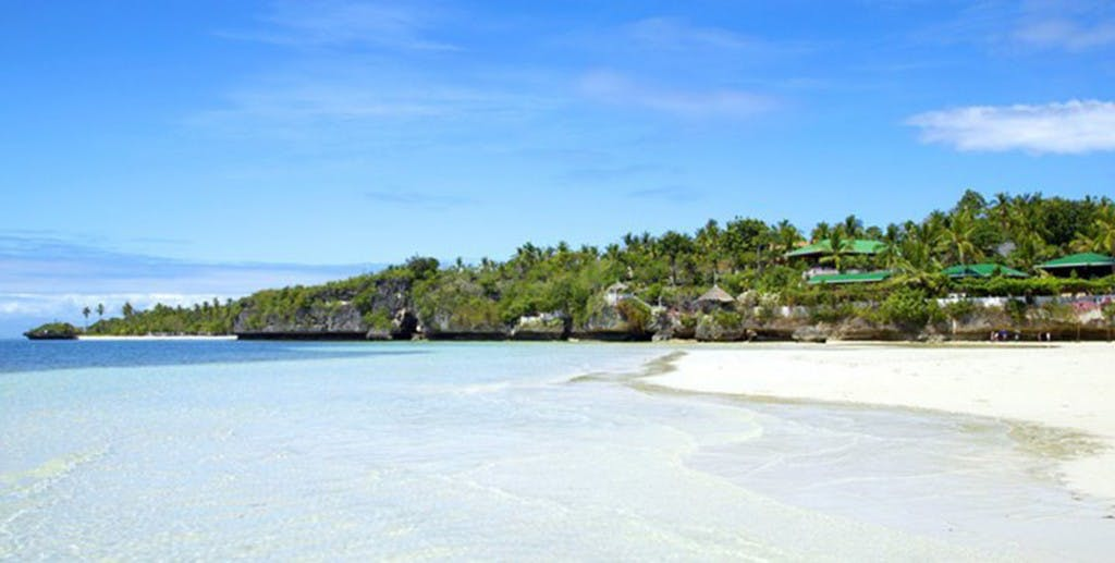 Photo screengrabbed from Santiago Bay Garden and Resort Facebook page