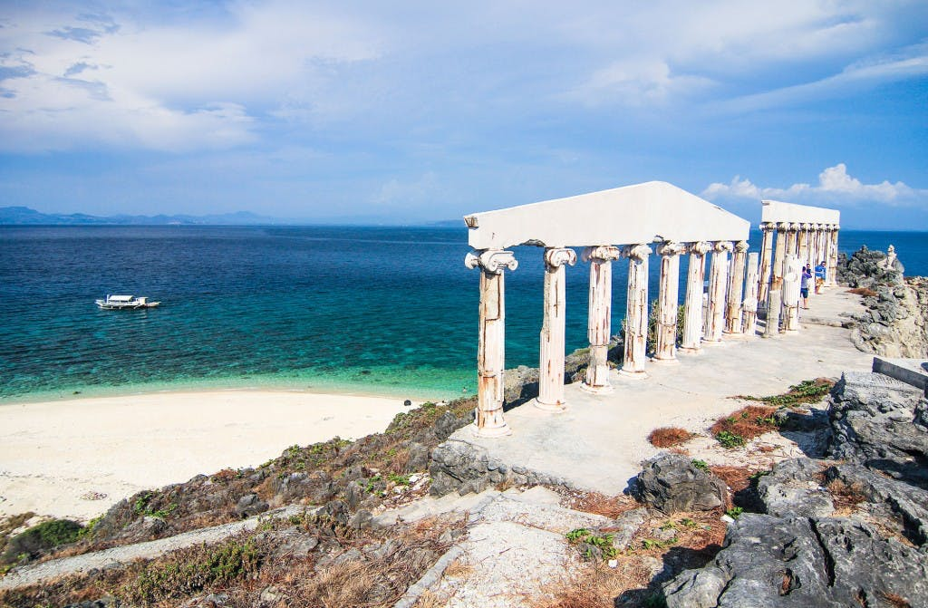 Fortune Island in Nasugbu, Batangas. By Vera Venus