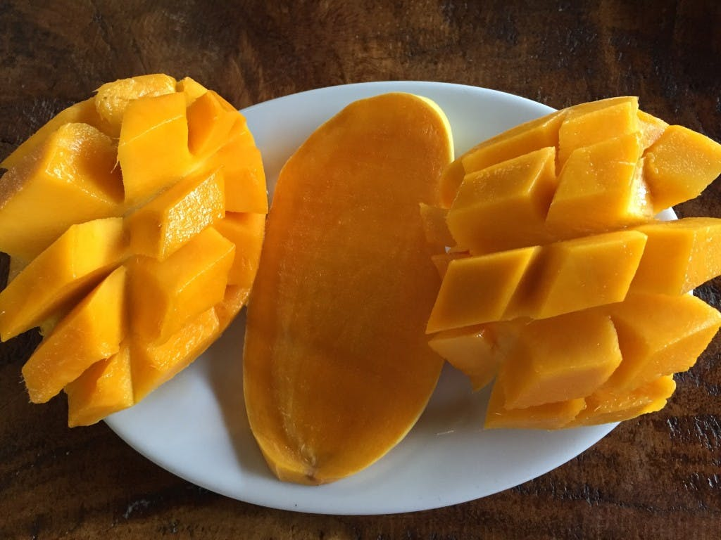 Nothing like Palawan's sweet mangoes