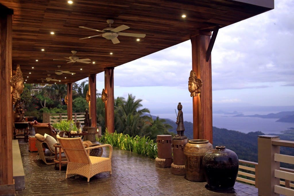 Screengrab from The Oriental Luxury Suites Tagaytay Facebook page